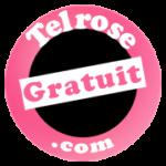 logo du site de tel rose gratuit nommé www.telrose-gratuit.com